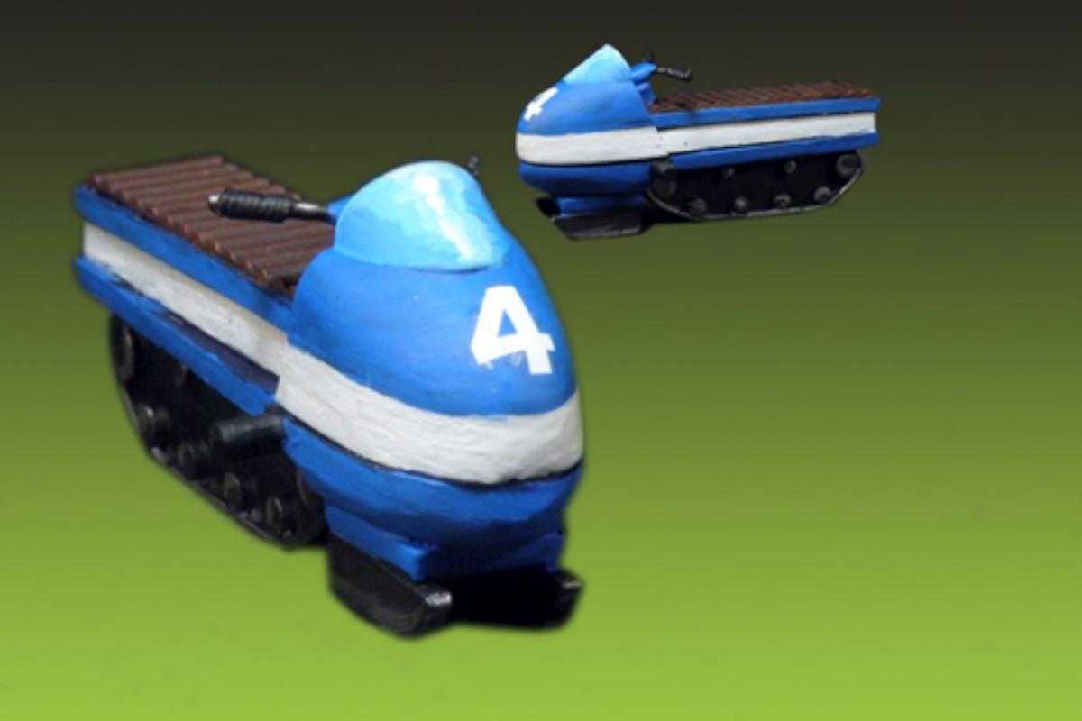Snowmobile-H800