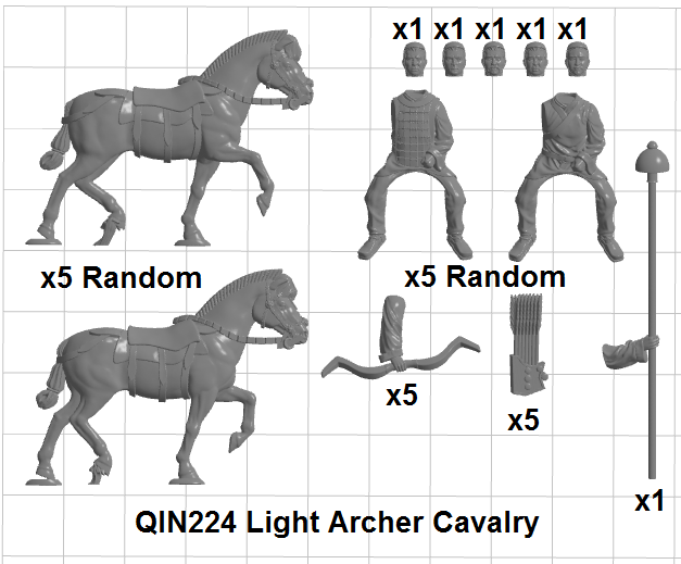 Light Cavalry w Bows
