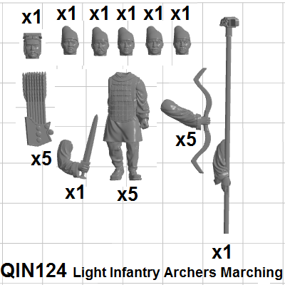 Light Infantry w Bow